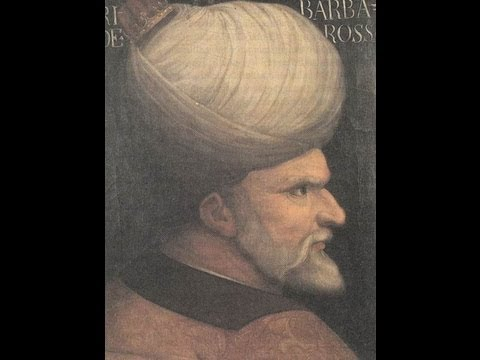 Barbaros Hayrettin Paşa Belgesel Cok Guzel Kacirma!