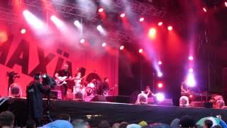 Maxïmo Park - Write this down (Live am Zürich Openair; 24.08.12)