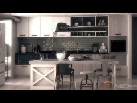 Family Playground - Interior CGI Scene