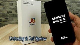 Samsung Galaxy J8 (2018) Unboxing & full Review !! HINDI