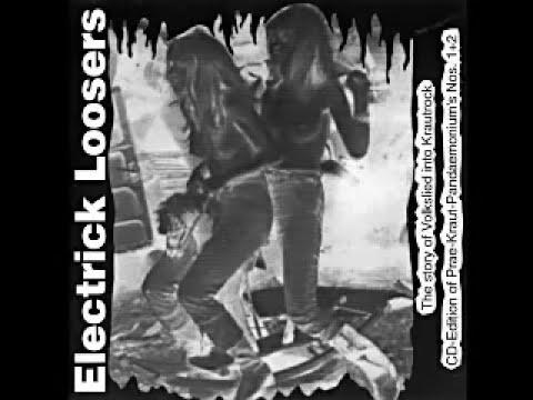 VA – Electrick Loosers Vol 1 : The Story Of Volkslied Into Krautrock 60s German Garage Beat Psych