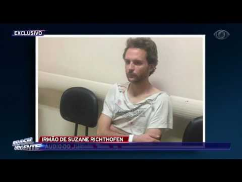 Confira entrevista de Andreas na época do crime