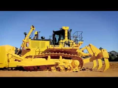 Anvil Media | Mining and Industrial - Dozer Walkaround