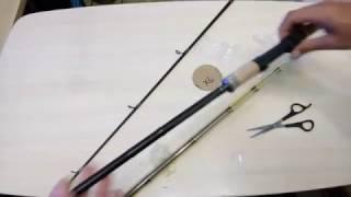Пікер cormoran speciland picker 2,7 m 5-30 гр. Фідер. РОЗПАКУВАННЯ з АлиЭкспресс.