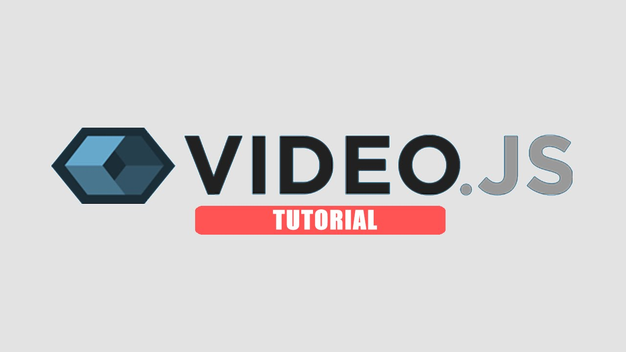 Video js Tutorial - Part 1: Introduction