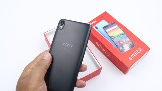 Infinix Smart 2 India Unboxing, Hands on, Camera, Features | 18:9 Display & Dual VoLTE