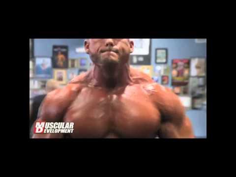 Muscular Development Shoulder Training with Ryan Watson part 2