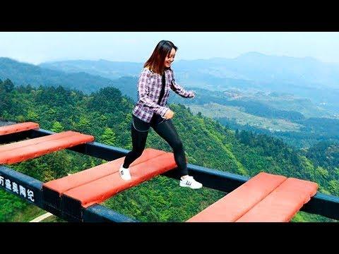 घूमने-फिरने की सबसे डरावनी जगह || 5 Most DANGEROUS Tourist Destinations PART 1