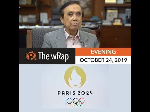 Online Users Mock 2024 Olympics Logo   Evening WRap