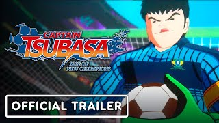 Captain Tsubasa: Rise of New Champions - Official DLC 3 and Free Update Trailer