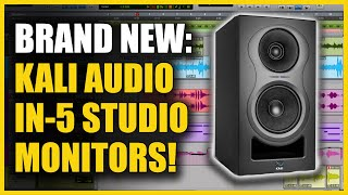 NEW Studio Monitors: Kali Audio IN-5!