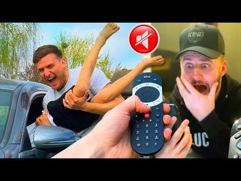 THE BEST MUTE CHALLENGE ON THE INTERNET!!!