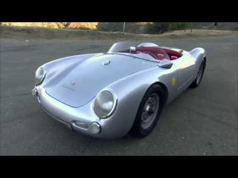 You Can Own a Replica of James Dean's Infamous 1955 Porsche 550 Spyder