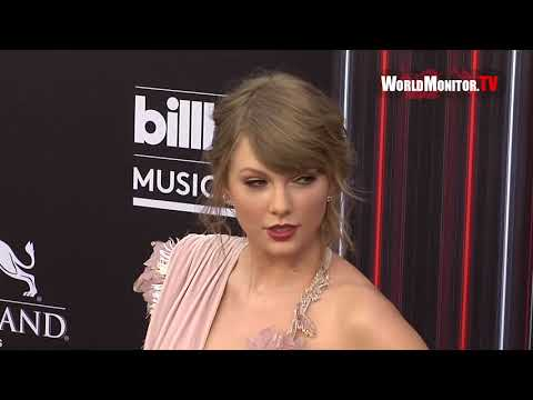 Taylor Swift 2018 Billboard Music Awards Red Carpet