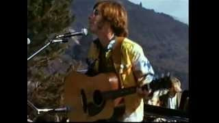 John Sebastian-Rainbows All Over Your Blues (1969 Live)