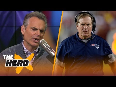 Colin Cowherd on the report Kraft did not force the Jimmy G trade on Bill Belichick | THE HERD