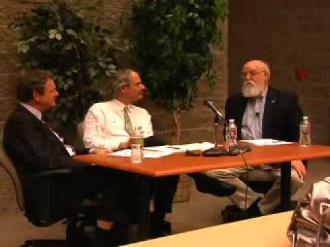 Daniel Dennett vs Philip Clayton - philosophy, science, and