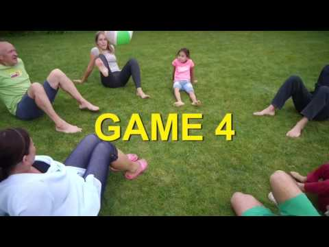 6 Super Fun Family Reunion Games