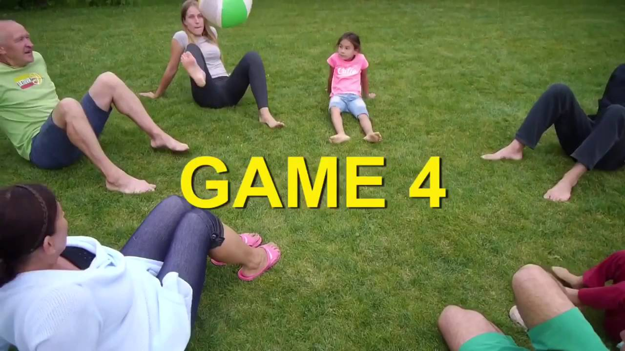 6 Super Fun Family Reunion Games Youtube