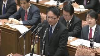 予算委員会(国会中継)20170214 大野敬太郎 thumbnail
