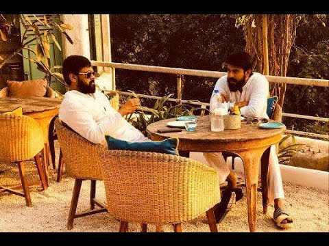 Thumbnail: Chiranjeevi And Ram Charan Rare Photos | Chiranjeevi New Look | Friday Poster