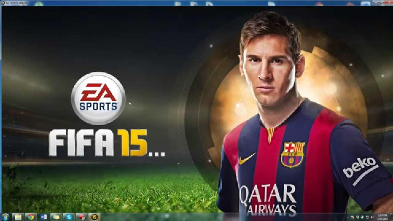 How to - Change Screen Resolution on Fifa 15