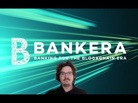 BANKERA ICO - Blockchain Banking Review