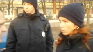 GorCon#35 Полицай Шпак решил отжать авто эстонской регистрации АНОНС
