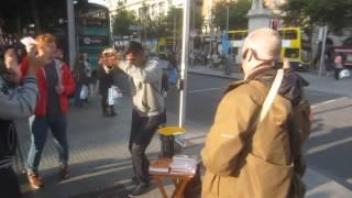 Dublin Janmastami - Ananta Nitai Prabhu Sings Many Dance 1