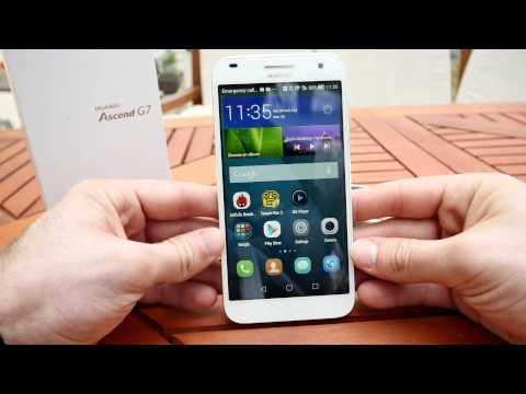 Huawei Ascend G7 im Test [4K Deutsch]