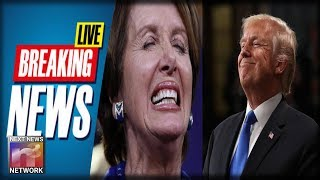 BREAKING: IT'S A TRAP! And Pelosi Just Walked Right Into It! President Trump WINS HUGE!