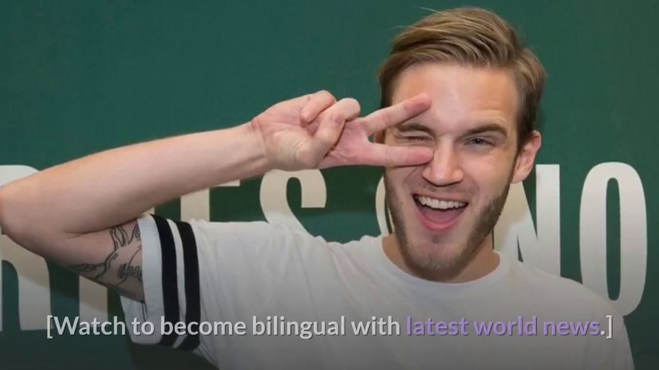PewDiePie Will Take a 'Break' From YouTube Next Year: 'I'm Feeling ...