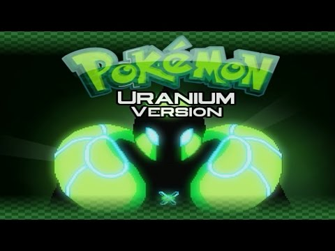 Pokemon Uranium Version - Part 1 - A Really Nice Looking Fan Game