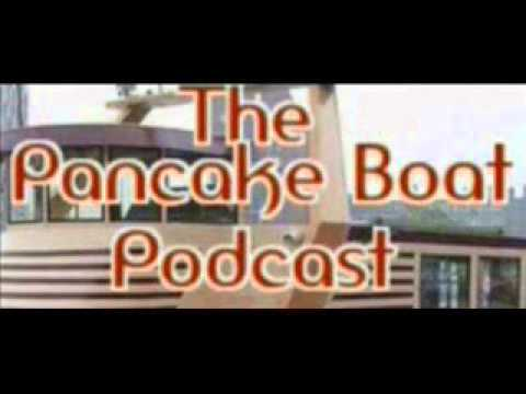 The Pancake Boat Podcast Episode 188 (1-27-16)
