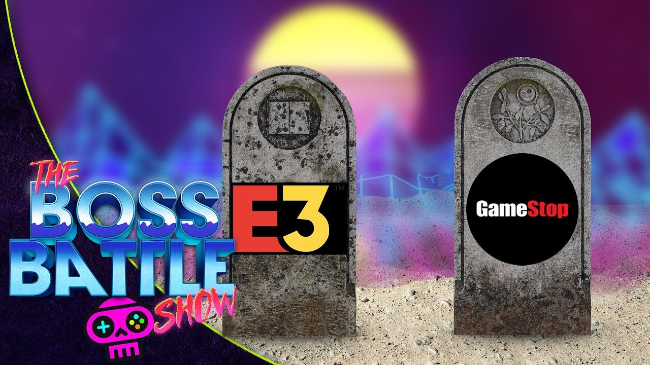 Best Of E3 2020.E3 2020 Changes Apple Arcade Is Incredible Gamestop Death And Best And Worst Batman Games