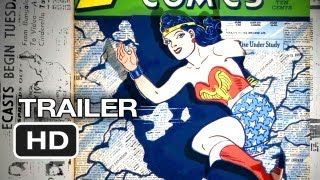 Wonder Women! The Untold Story of American Superheroines Official Trailer #1 (2013) - Documentary HD