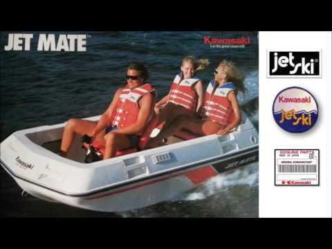 Kawasaki Jet Mate Personal Water Craft