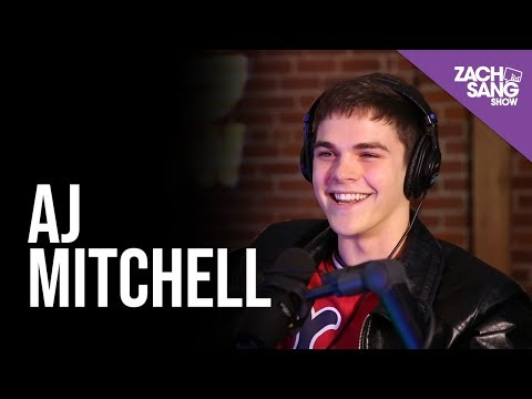 AJ Mitchell Talks All My Friends, Jake Paul & Upcoming Tour Mp3