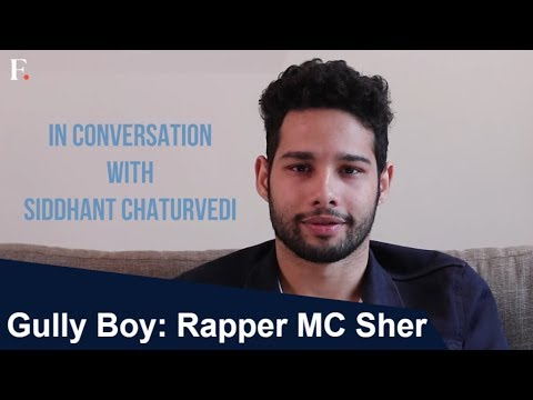 Gully Boy: In Conversation With Debutant Actor Siddhant Chaturvedi