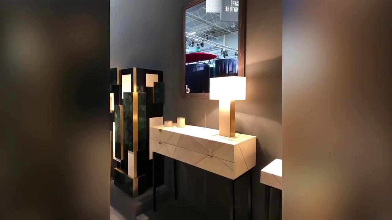 Salon Maison Objet 2019 Regard Fcba Youtube