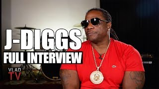 J-Diggs on Mac Dre, Bank Robberies, Prison, Messy Marv Beef (Full Interview)