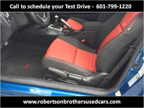 Robertson Brothers Used Cars Picayune Ms