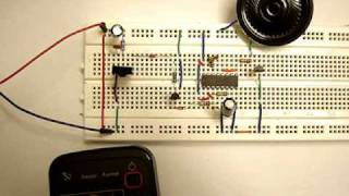 Remote operated musical bell using UM3481- part 1- www.buildcircuit.com
