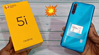 Realme 5i Unboxing And Review | Aqua Blue |