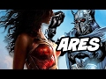 Wonder Woman Ares Breakdown And Justice League Backstory video