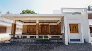 Small And Low Budget Single Storey Home   Video Tour