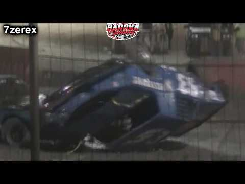 #53 Pure Stock Rollover Barona Speedway 11-16-2019