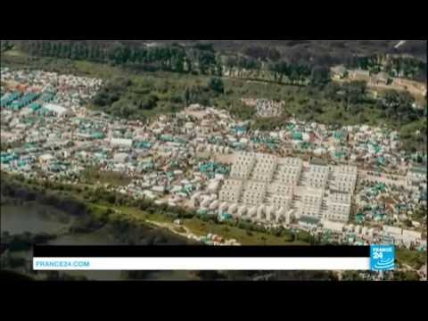 France: Calais 'Jungle' migrant camp to be 'gradually dismantled'