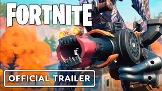 Fortnite - The Recycler Two-Handed Heavy Weapon Official Trailer