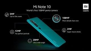 รีวิว Xiaomi Mi Note 10 กล้อง DSLR ต้องสะเทือนเมื่อเจอ 108 ล้านพิกเซล !!! Hyper Review EP. 92